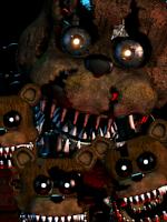 Nightmare Freddy FreddlesCN
