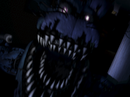 Nightmare bonnie pierwszy jumpscare 17