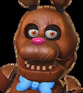 FNaF AR - Chocolate Bonnie (Icono - Taller)