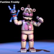 Funtime Freddy Extras