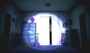 FNaF4 - Dormitorio (Iluminado)