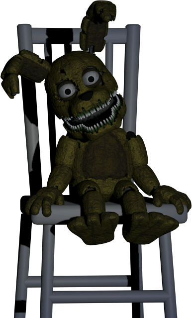Plushtrap Five Nights At Freddys Wiki Fandom Powered By Wikia