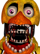 UCN - Withered Chica - Icono