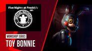 FNAF AR Workshop Series Toy Bonnie