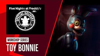 FNAF AR Workshop Series Toy Bonnie