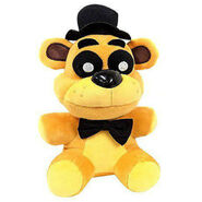 GoldenFreddy-CollectiblePlush
