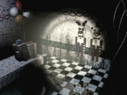 FNaF2 - Party Room 4 (Sin Paperpal - Iluminado)
