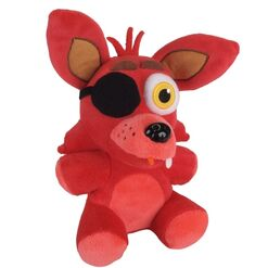 Foxy-CollectiblePlush