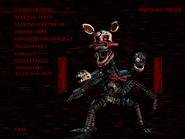 FNaF4 - Extra (Nightmare Mangle - Captura)