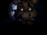 Nightmare freddy drugi jumpscare 21