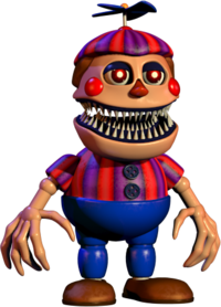 FNaF4 - Extra (Nightmare BB)