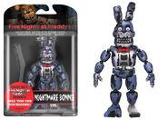 Figura de acción-Nightmare Bonnie