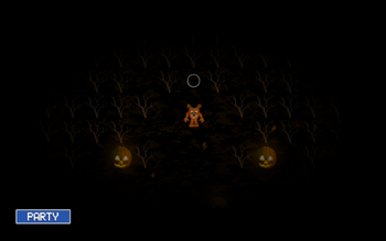 Halloween Update Backstage | Five Nights at Freddy's Wiki