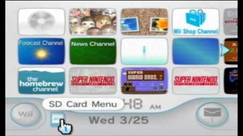 Wii Menu Music