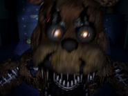 Nightmare freddy pierwszy jumpscare 19