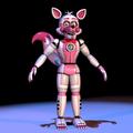 FNAFSL Funtime Foxy Model
