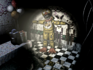 FNaF2 - Party Room 4 (Chica - Iluminado)