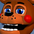 FNaFWorld - Adventure Toy Freddy (Icono)