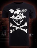 Foxy Roger Shirt large