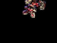 Mangle jumpscare 4