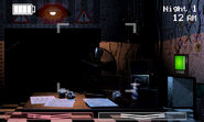 FNaF 2 (Móvil) - Office (Right Air Vent)