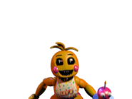 Toy chica jumpscare 3