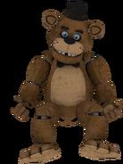 FNaF VR - Freddy Fazbear - Parts & Services 1