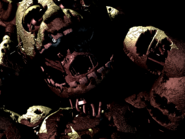 FNaF3 - Death Screen 2