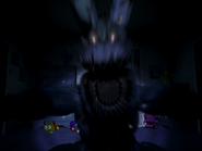 Nightmare bonnie drugi jumpscare 8