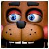 Rockstar Freddy Icon