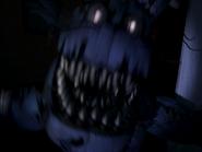 Nightmare bonnie pierwszy jumpscare 13
