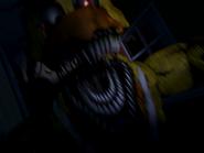 Nightmare chica jumpscare 8