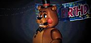 FNaF2 - Show Stage (Sólo está Toy Freddy Iluminado)