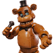 FNaF AR - Freddy Fazbear Render - Preview
