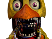 Withered chica jumpscare 11