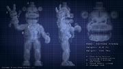 FNAFSL Funtime Freddy Blueprints