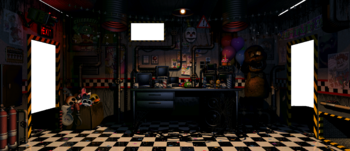 The Office Five Nights At Freddys Wiki Fandom Powered By Wikia