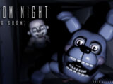 Five Nights At Freddy's Sister Location Custom Night