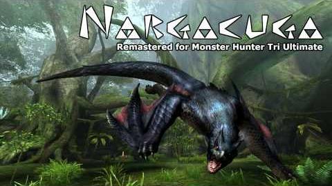 MH3U - Nargacuga Theme Remastered (HD)