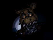 Nightmare freddy drugi jumpscare 15