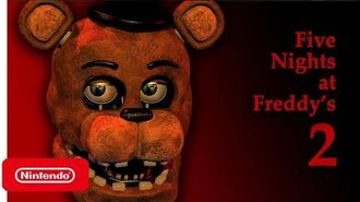 Five Nights at Freddy's 2 - Nintendo Switch Trailer
