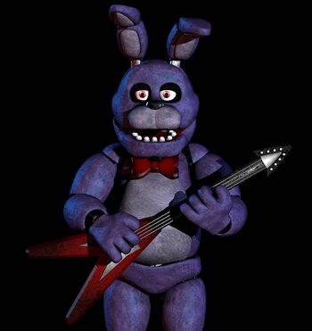 Bonnie | Five Nights at Freddy's Wiki | FANDOM powered by Wikia