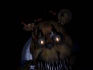 Nightmare freddy drugi jumpscare 13