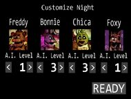 Five Nights at Freddy's (Mobile) | Five Nights at Freddy's