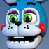 FNaFWorld - Adventure Toy Bonnie (Icono)