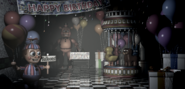 FNaF 2 - Game Area (Balloon Boy y Toy Freddy)