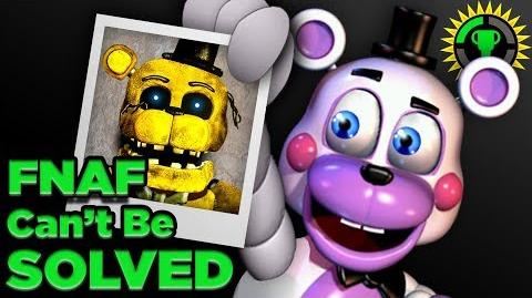 Video - Game Theory FNAF STUMPED Me! (FNAF 6 Ultimate Custom