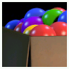 Discount Ballpit Icon