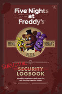 FNaF Survival Logbook Cover