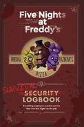 FNaF Survival Logbook Cover